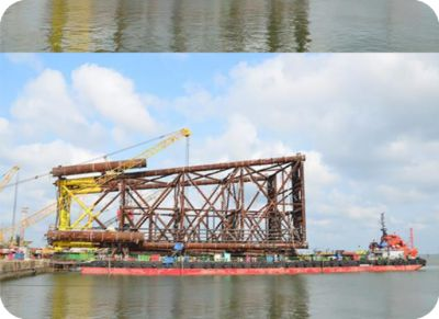 Thang Long - Dong Do Field  Development Project -Fabrication of Thang  Long Jacket