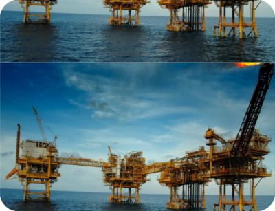 Inspections of pressure  vessels and piping systems on platforms of  Rang Dong oil field (WHP-E1, N1, S1, C1, CLPP,  NULQ, NCWI, Phuong Dong)